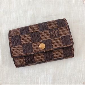 Louis Vuitton Key Pouch Wallet